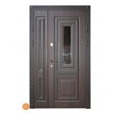 """Двері вхідні вуличні """"Еліт"""" модель 018"""
