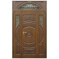 """Двері вхідні вуличні """"Еліт"""" модель 023"""