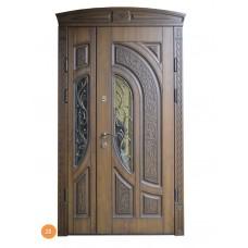 """Двері вхідні вуличні """"Еліт"""" модель 028"""