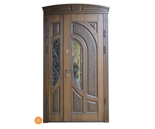"""Двері вхідні група """"Акційні"""" модель одинарна 028"""