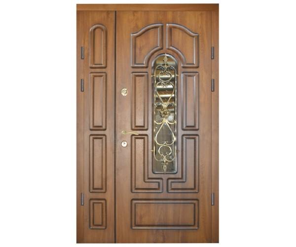 """Двері вхідні вуличні """"Еліт"""" модель 033"""