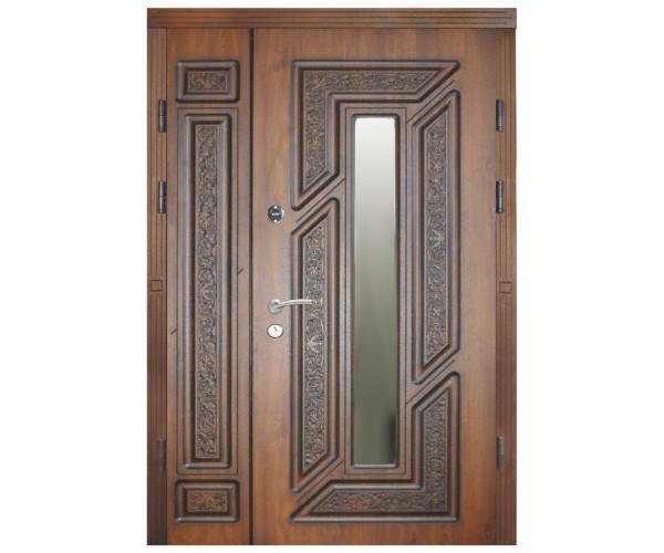"""Двері вхідні вуличні """"Еліт"""" модель 034"""