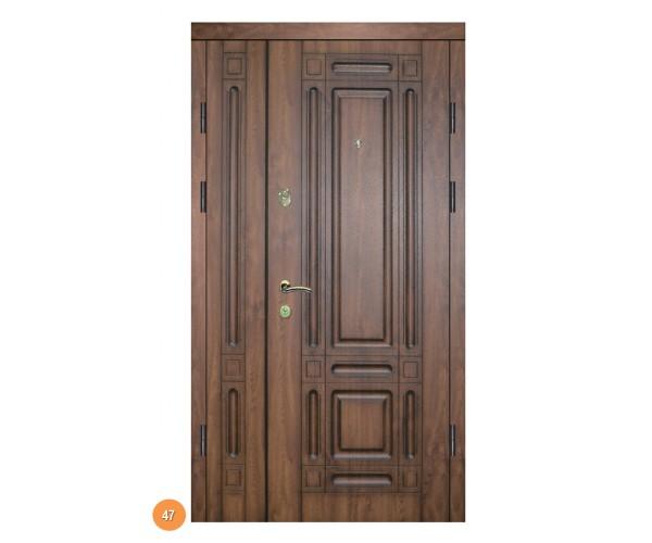 """Двері вхідні вуличні """"Еліт"""" модель 047"""