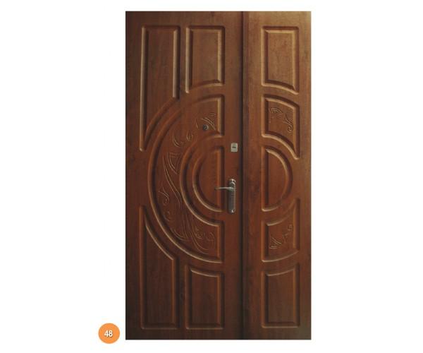 """Двері вхідні вуличні """"Еліт"""" модель 048"""
