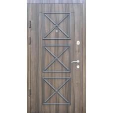 """Двері вхідні квартирні """"Еліт"""" модель 072"""