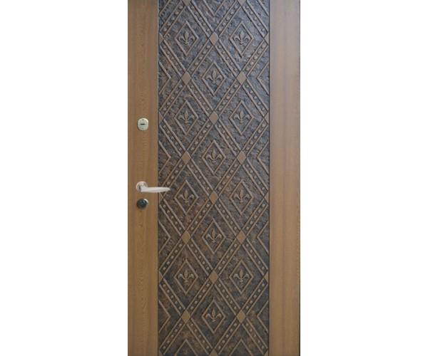 """Двері вхідні квартирні """"Еліт"""" модель 092"""