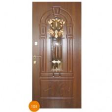 """Двері група """"Еліт"""" модель 103"""