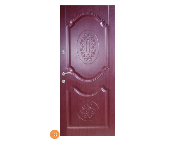 """Двері вхідні вуличні """"Еліт"""" модель 108"""