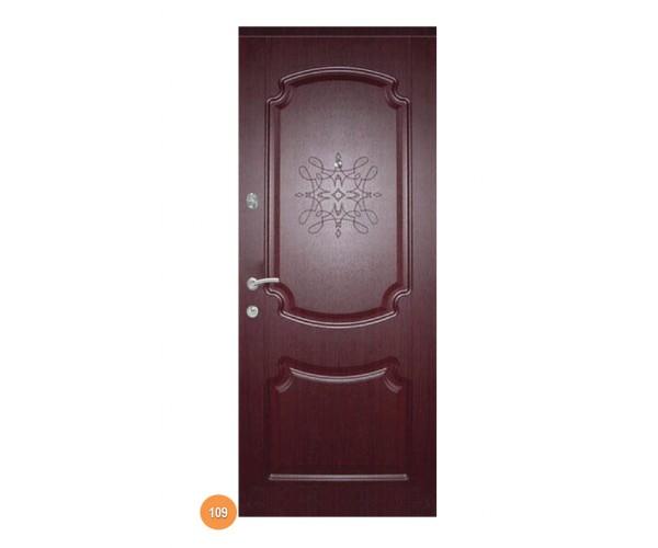 """Двері вхідні вуличні """"Еліт"""" модель 109"""