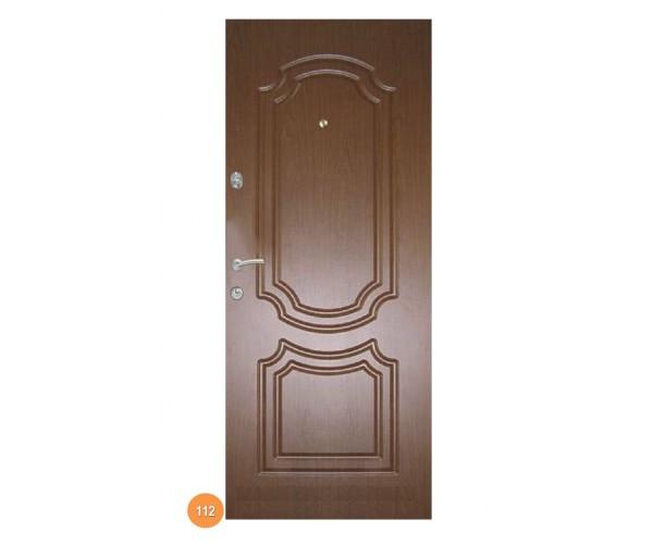 """Двері вхідні вуличні """"Еліт"""" модель 112"""
