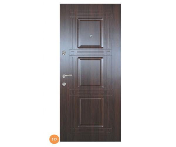 """Двері вхідні група """"Акційні"""" модель преміум 113"""