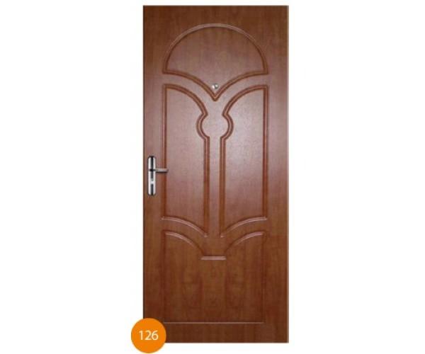 """Двері вхідні вуличні """"Еліт"""" модель 126"""