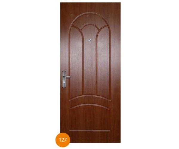 """Двері вхідні вуличні """"Еліт"""" модель 127"""
