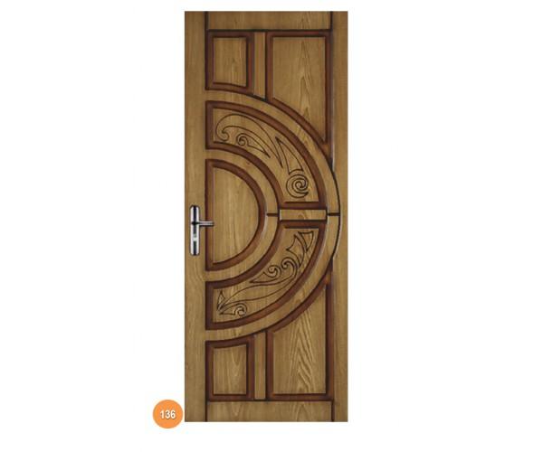 """Двері вуличні """"Еліт"""" модель 136"""