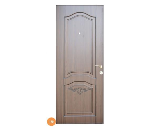 """Двері вхідні вуличні """"Еліт"""" модель 139"""