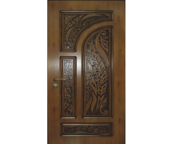 """Двері вхідні квартирні """"Еліт"""" модель 142"""