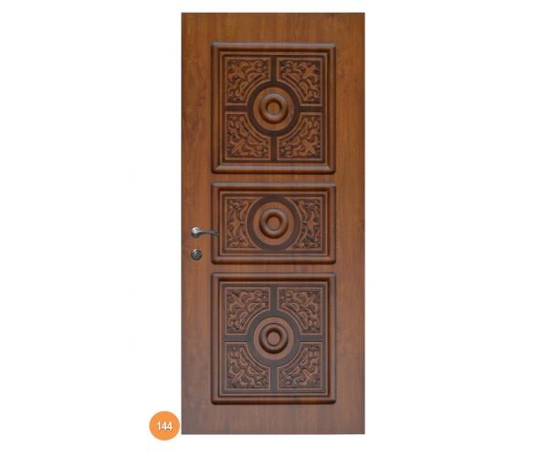 """Двері вуличні """"Еліт"""" модель 144"""