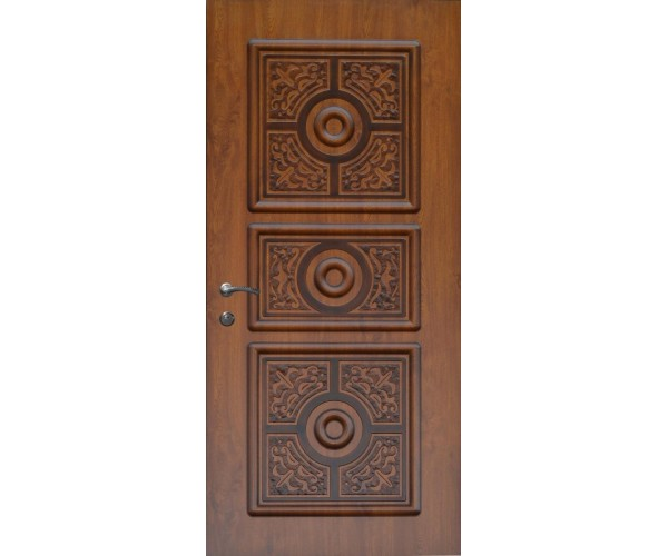 """Двері квартирні """"Еліт"""" модель 144"""
