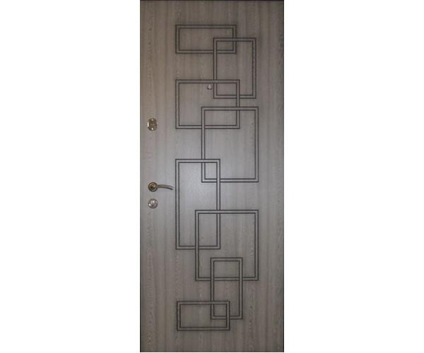 """Двері вхідні вуличні """"Еліт"""" модель 152"""