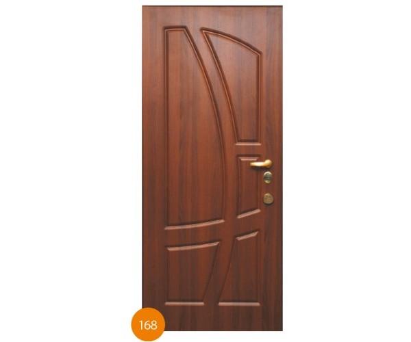"""Двері вхіді рупа """"Еліт"""" модель 168"""