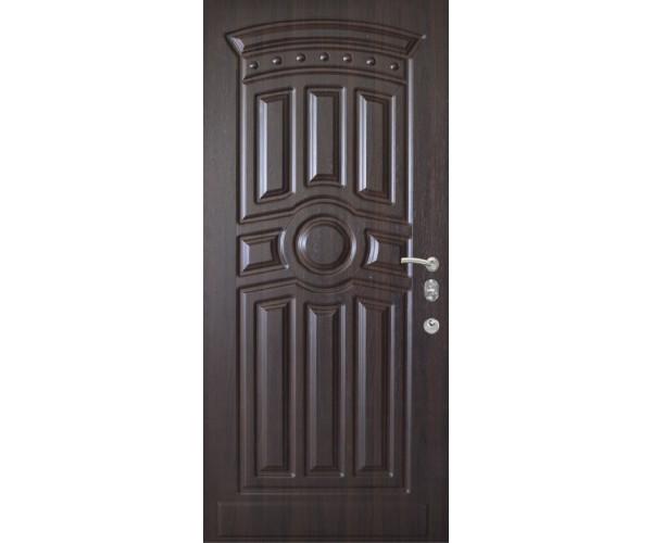 """Двері вхідні вуличні """"Еліт"""" модель 168"""
