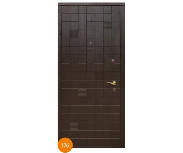 """Двері вхідні рупа """"Еліт"""" модель 176"""