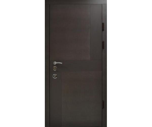 """Двері вхідні вуличні """"Еліт"""" модель 177"""