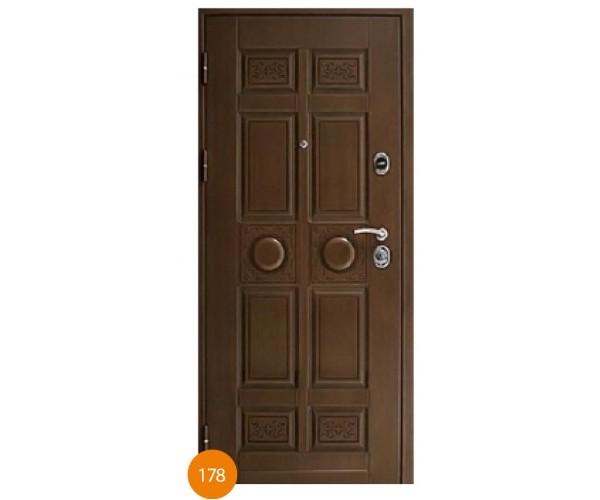 """Двері вхідні група """"Еліт"""" модель 178"""