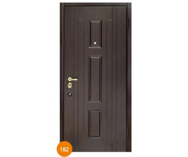 """Двері вхідні група """"Еліт"""" модель 182"""