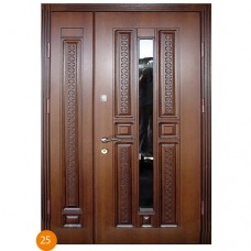 """Двері вхідні вуличні """"Еліт"""" модель 025"""