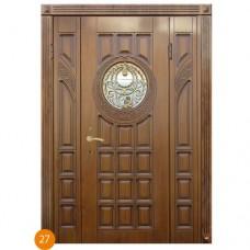 """Двері вхідні вуличні """"Еліт"""" модель 027"""