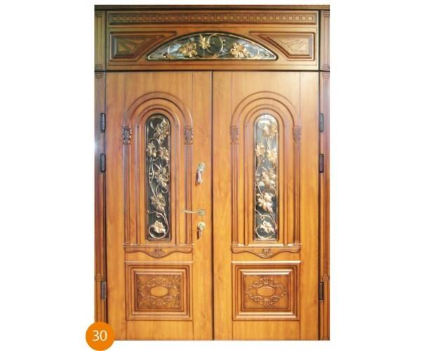 """Двері вхідні вуличні """"Еліт"""" модель 030"""