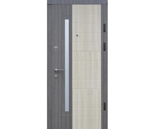 """Двері вхідні квартирні """"Еліт"""" модель ML016"""