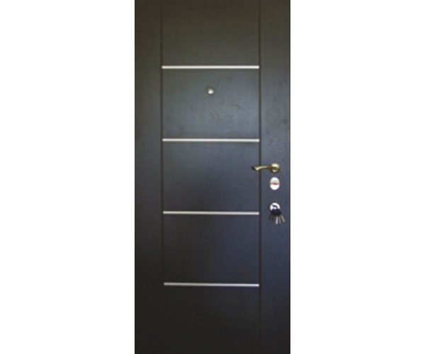 """Двері вхідні квартирні """"Еліт"""" модель ML002"""