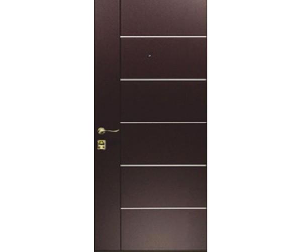 """Двері вхідні  вуличні """"Еліт"""" модель ML004"""