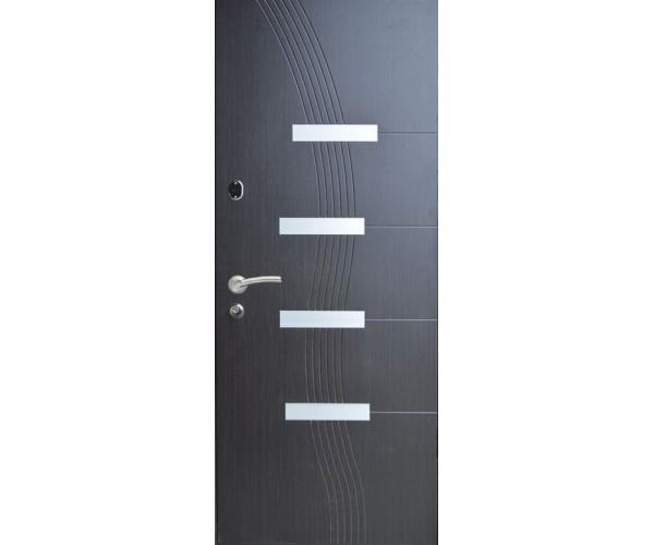 """Двері квартирні """"Еліт"""" модель ML006"""