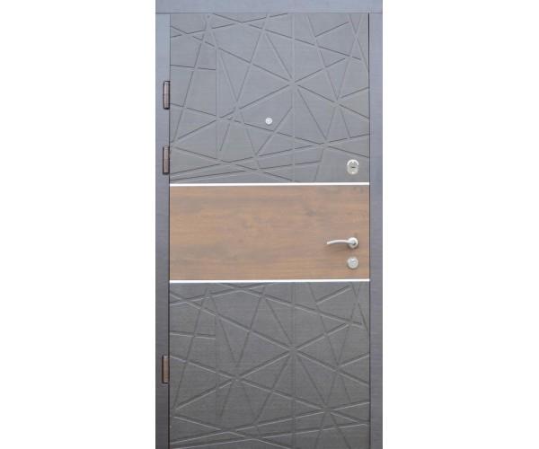 """Двері квартирні """"Еліт"""" модель ML017"""