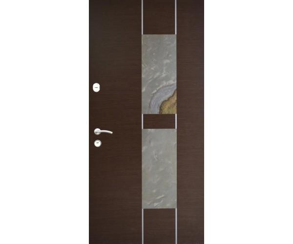"""Двері вхідні вуличні """"Еліт"""" модель ML018"""