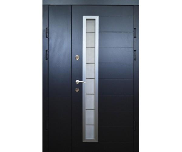 """Двері вхідні вуличні """"Еліт"""" модель ML022"""