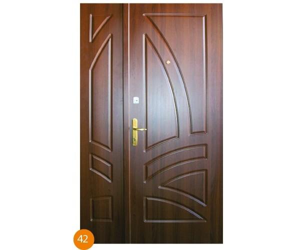 """Двері вхідні вуличні """"Еліт"""" модель 042"""