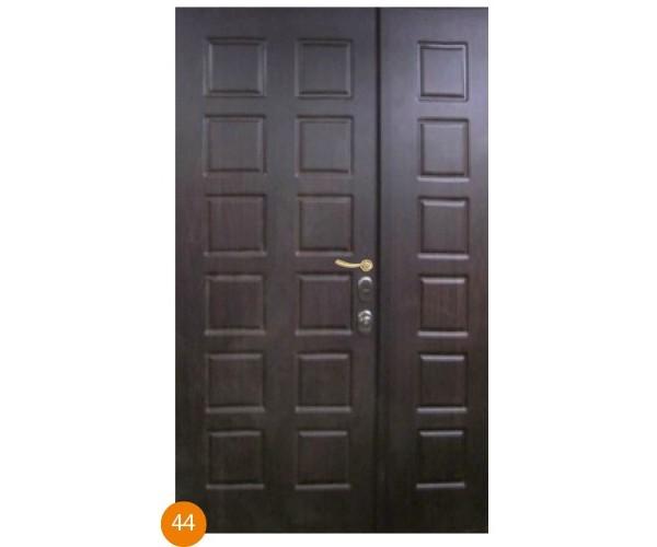 """Двері вхідні вуличні """"Еліт"""" модель 044"""