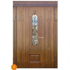 """Двері вхідні вуличні """"Еліт"""" модель 005"""