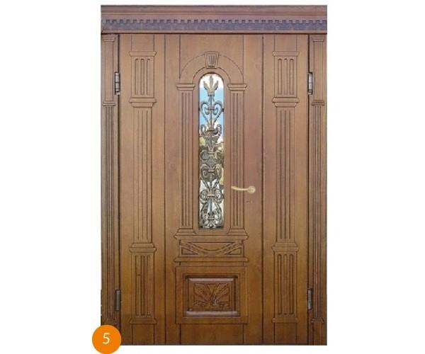 """Двері вуличні """"Еліт"""" модель 005"""