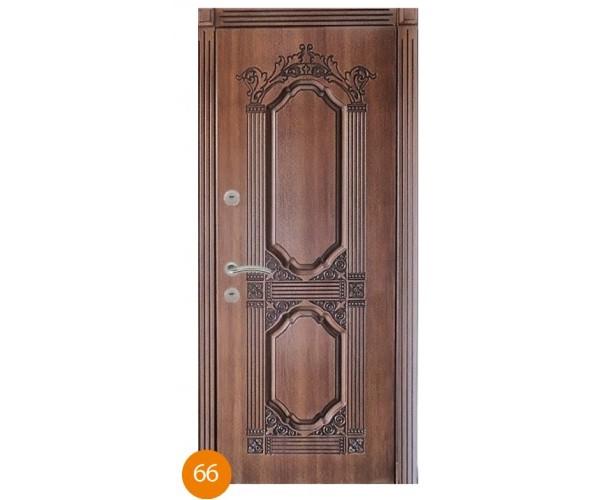 """Двері вуличні """"Еліт"""" модель 066"""