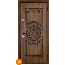 """Двері група """"Еліт"""" модель 069"""