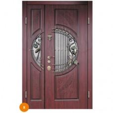 """Двері вхідні вуличні """"Еліт"""" модель 008"""