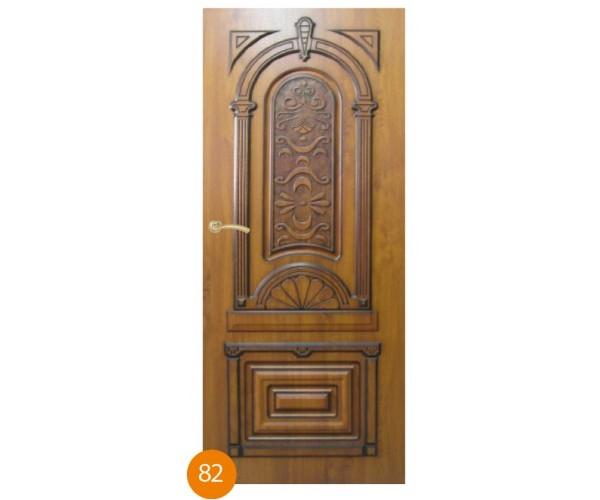 """Двері вхідні вуличні """"Еліт"""" модель 082"""