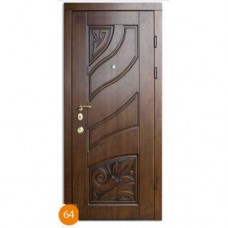 """Двері вхідні група """"Оптіма"""" модель 064"""