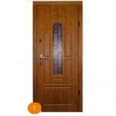 """Двері група """"Регіон"""" модель 001"""
