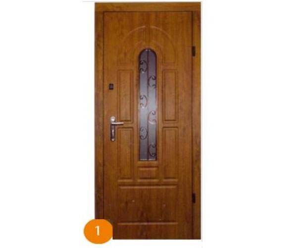 """Двері вхідні група """"Регіон"""" модель 001"""